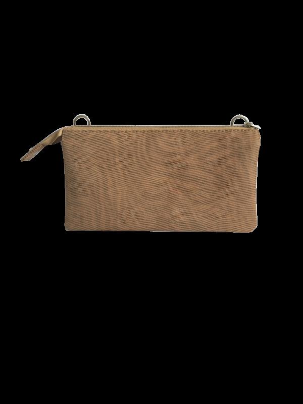 skuldertaske-crossover clutch i blødt lammeskind - skindtaske - Cosystyle