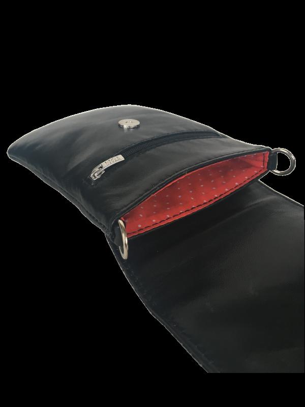 Lækker Unika crossover skindtaske Skagen - Cosystyle