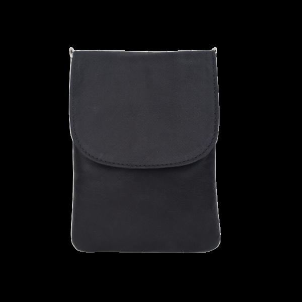Smuk unika taske i lammeskind - Crossover mobiltaske - Skagen -Cosystyle