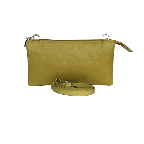 Skindtaske i høj kvalitet-lækker unika taske-Skuldertaske fra Cosystyle