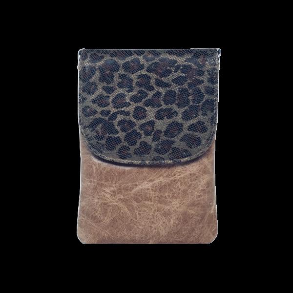 Unika mobiltaske i naturfarver - Unika taske fra Cosystyle