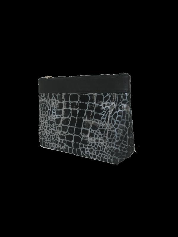 Fed Makeup taske i lækkert skind - Unika taske fra Cosystyle