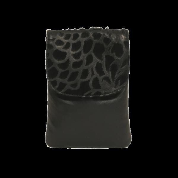 Flot og elegant mobiltaske i lammeskind - Unika taske fra Cosystyle