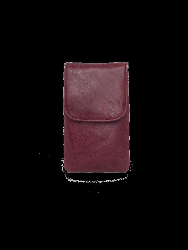 Lækker rustik crossover mobiltaske - Unika taske fra Cosysyle