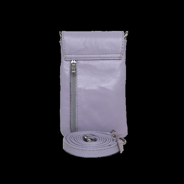 Flot crossover mobiltaske i lammeskind - Unika tasker fra Cosystyle