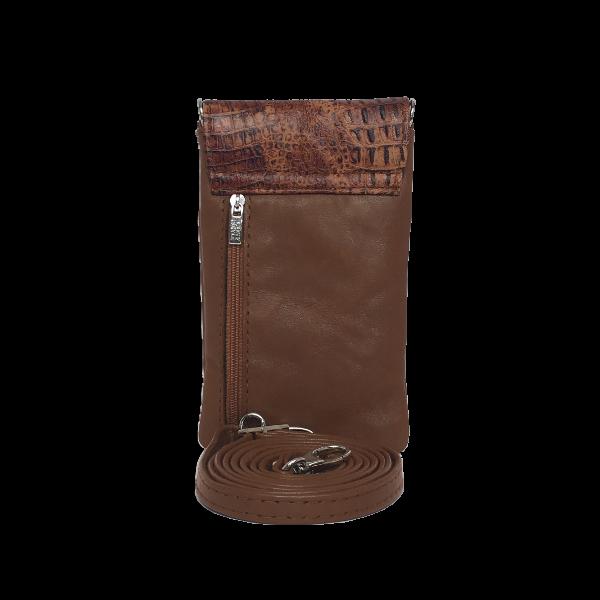 Super funktionel mobiltaske i blødt lammeskind - Unika taske fra Cosystyle