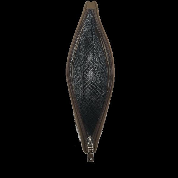Flot og lækker blød Makeup taske - Unika skindtaske fra Cosystyle