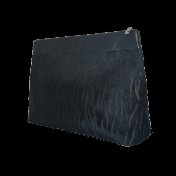 Elegant toilettaske i lækkert skind - Unika taske fra Cosystyle