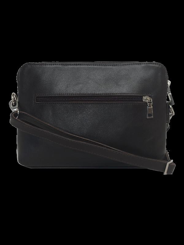 Smart Crossover skindtaske i kalveskind - Unika taske fra Cosystyle