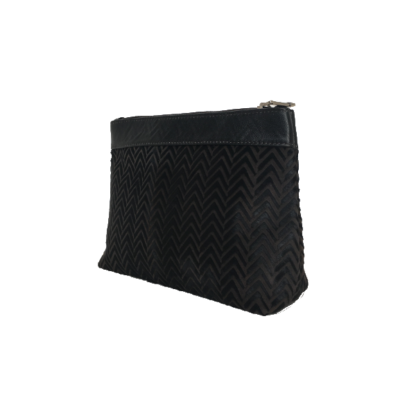 Lækker makeup taske i lækkert gedeskind - Unika skindtaske fra Cosystyle