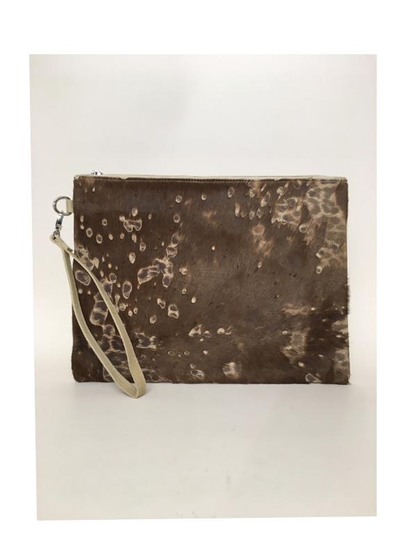Super cool skindtaske til tablet - Unika skindtaske fra Cosystyle