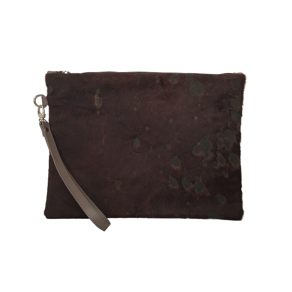 Elegant ipad/tablet skindtaske - Unika skindtaske fra Cosystyle